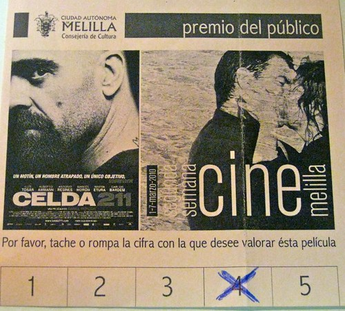 II Semana de Cine Melilla