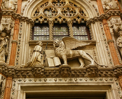 Venice - The Winged Lion