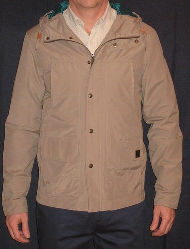 Spiewak - Buckeye Poplin Field Jacket - Khaki - S2075 by you.