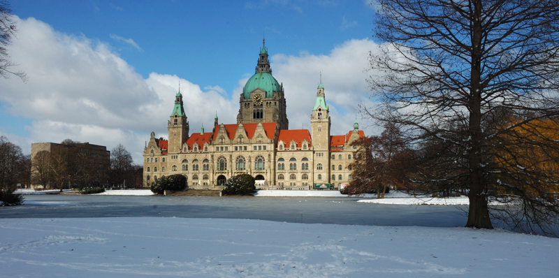 Neues Rathaus Hannover :: Click for previous