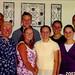 Steve & Joan Hoffman, Alan & Katie, Amber & AnnMarie, Alice & Eldon