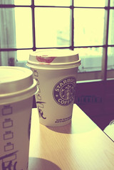 .. (- M7D . S h R a T y) Tags: street uk london unitedkingdom starbucks selfridges oxfordst wordsbyme london2010 allrightsreserved londonsdiary~4