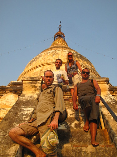 Bagan Temple Gang