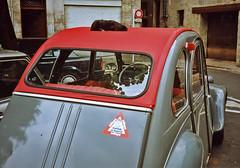 Classic 2CV (EWin1) Tags: france car cat french citroen voiture 2cv