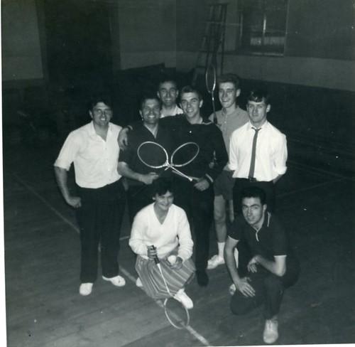 Duke Street Church Badmington Club 1960s