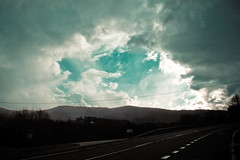 19.03.2010 (marcos rv) Tags: winter sky march strada nuvole carretera galicia galiza estrada cielo nubes invierno inverno marzo 2010 ourense orense galizia