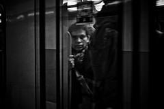 ghosts [my Milan] (Luca Napoli [lucanapoli.altervista.org]) Tags: milan underground lumix candid milano panning luce mm1 poca crepuscolo mosso fantasmi panasoniclumixlx3 lucanapoli lx3street lx3candid anonimitmetropolitana
