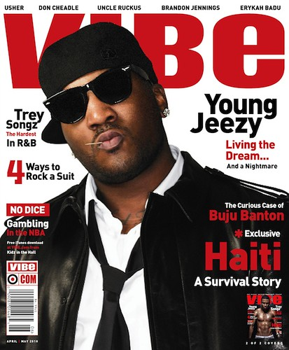 young jeezy vibe magazine cover