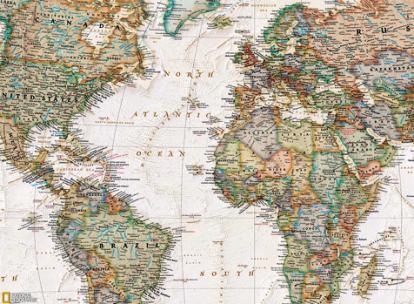 World Atlas HD