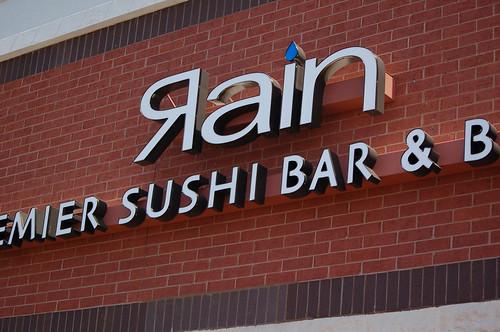 Rain Sushi Bar, Cordova, Tenn.