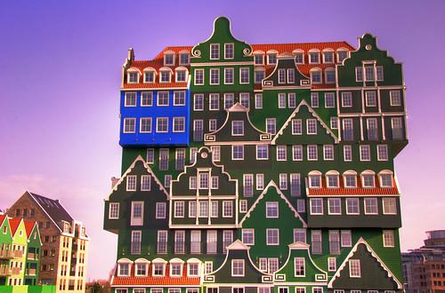 Fusion architecture Zaandam.