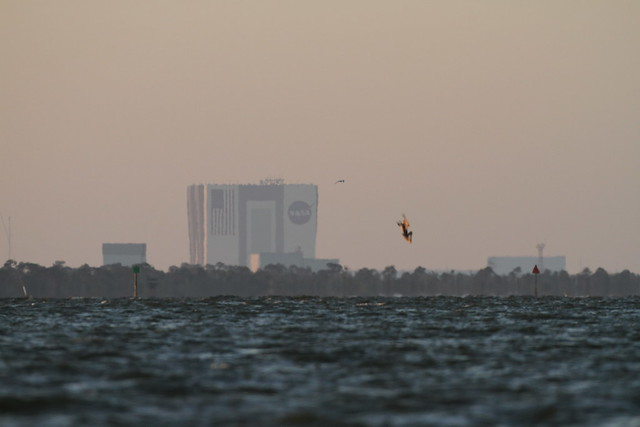 NASA VAB taken with 500mm