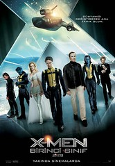 X-Men: Birinci Sınıf - X-Men: First Class (2011)