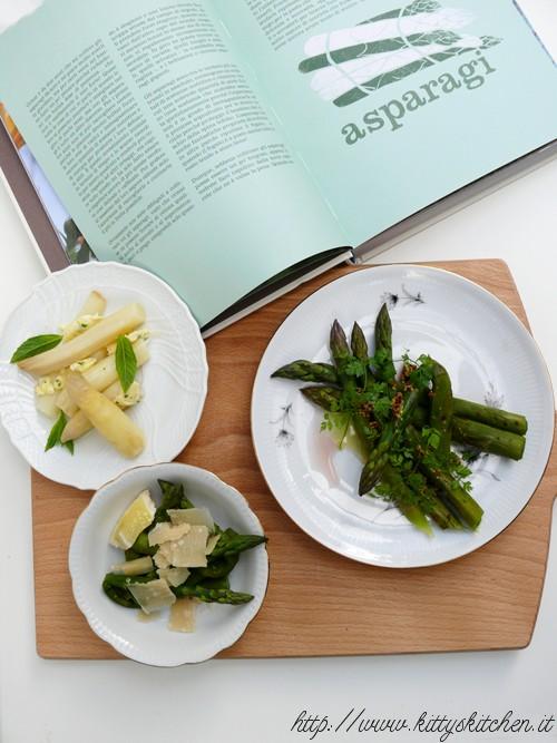 3 modi per cucinare gli asparagi