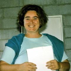 Patricia Baker, grundlægger af Feministisk Selvforsvar