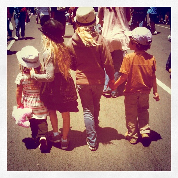 The kids - Instagram