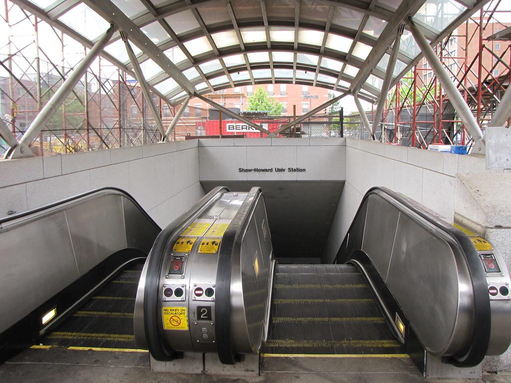 Shaw-Howard University Metro Station