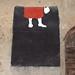 [senza titolo]; 1994. Affresco, cm 250x200.<br /> Maglione, Via Vittorio Emanuele II.<br />