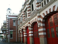 Central Fire Station, Hill Street