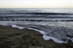 Power of the sea (BryzePhoto) Tags: beach spiaggia sea mare casello41 sicily italy schiuma sabbia sand life moment nature natura horizon onde waves clearsky art