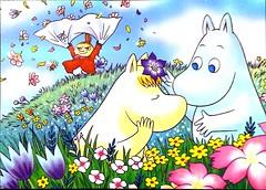Nowy Dokument 13_2 (JustynaJustys) Tags: moomins muminki kreskówki bajki cartoons art sztuka