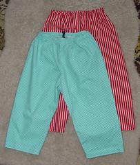 Long Baby Pyjama Pants