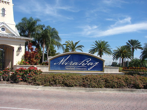Mirabay Waterfront Single Family Home Apollo Beach Florida 33572