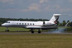 CS-DKJ - 5174 - Netjets Europe - Gulfstream G550 - Luton - 090611 - Steven Gray - IMG_4044