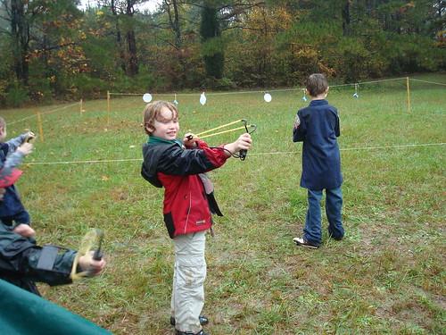 Sling Shot Range