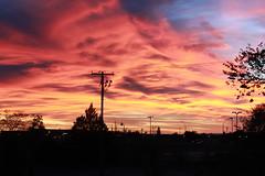 Holbrook Campsite Sunset (Beard Man) Tags: sunset holbrook