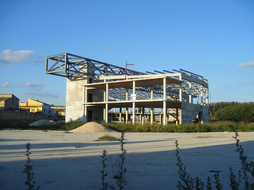 impianto polisportivo - Nocelleto di Carinola