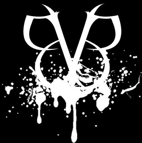 black veil brides logo. lack veil brides logo