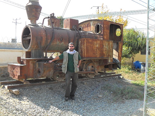 King Amanullah's 1920's Train