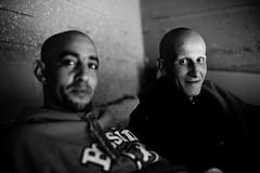 Algerian immigrants living under a bridge (todoslosantos* Juan Antonio Balsalobre) Tags: españa algeria spain murcia inmigrantes inmigrants balsalobre juanantoniobalsalobrecarbonmadecom