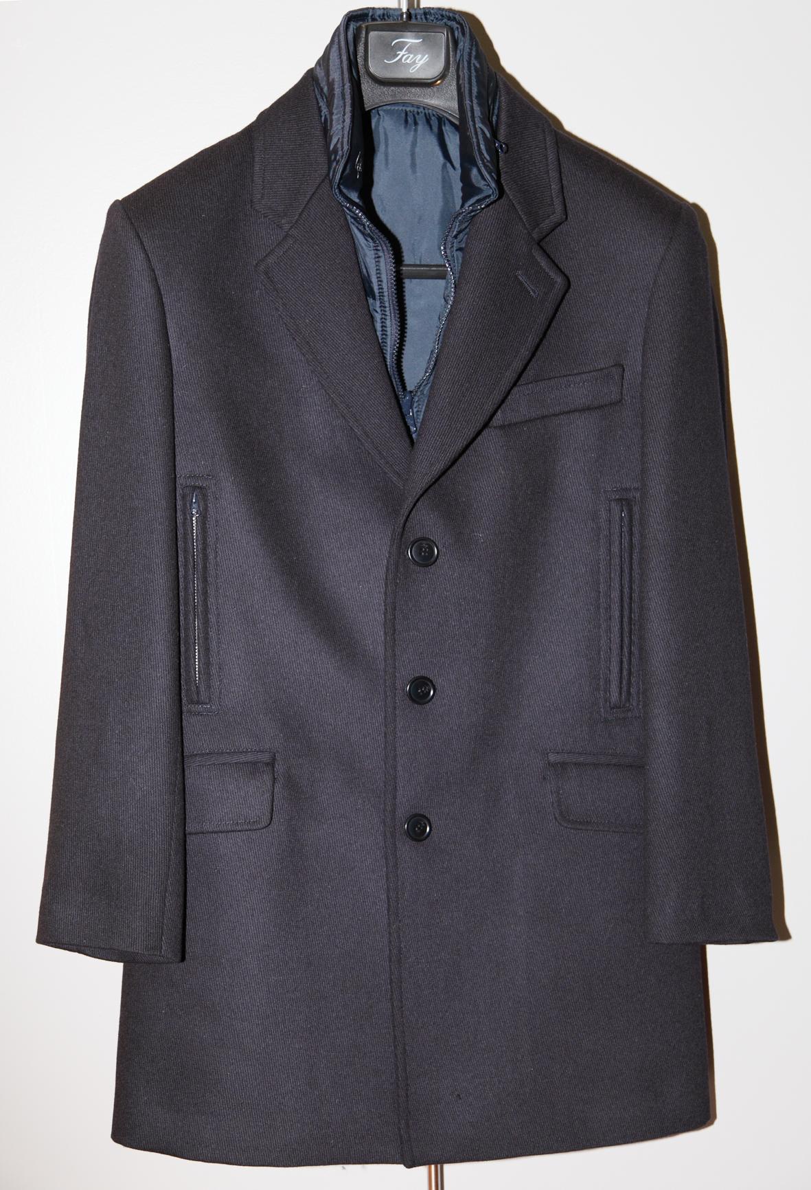 4112912130 74a8a97274 Fay, el abrigo más vendido en Italia