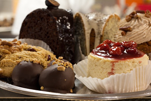 Cakes, cheesecakes, scones, oh my!