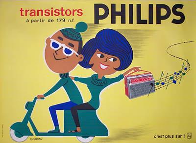 Fix-Masseau Philips Scooter