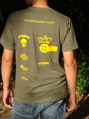 Mens Military Green Back