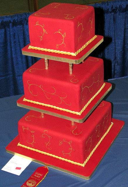09 TN State Fair: #36: Red Cake