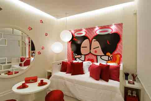 fotos de quartos para mulheres