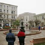 Valparaíso: Plaza Echaurren
