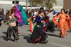 DSC_1307 (euthman) Tags: thanksgiving downtown houston bellydancer parade thanksgivingdayparade hebholidayparade