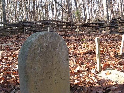 Strangers' graveyard