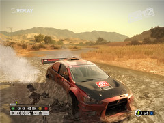 DiRT 2 - Water - DirectX 11 by amd.unprocessed