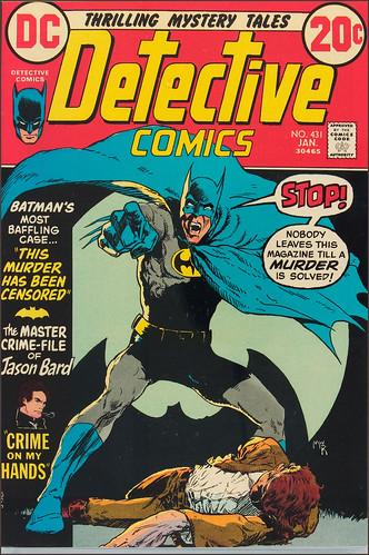 Detective Comics #431