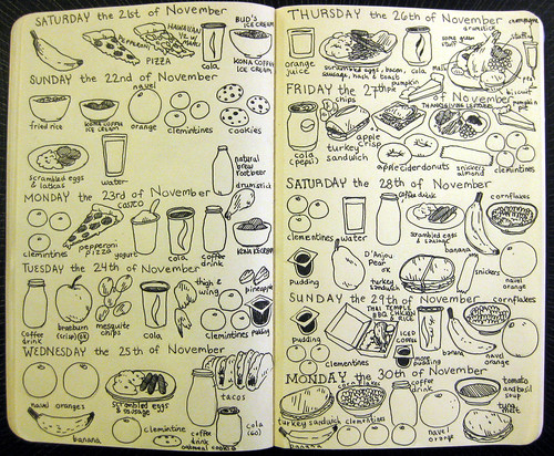 Food Journal 13