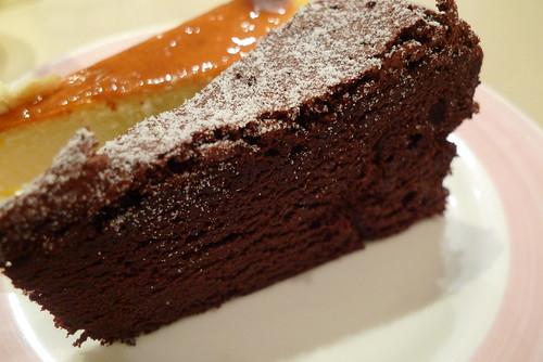 巧克力蛋糕 by you.