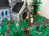 For Whom The Bell Tolls! (- Derfel Cadarn -) Tags: church lego pirates coastline dumnonia