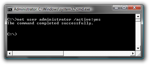 4167880131 d3268d2aca o Enable the (Hidden) Administrator Account on Windows 7 or Vista