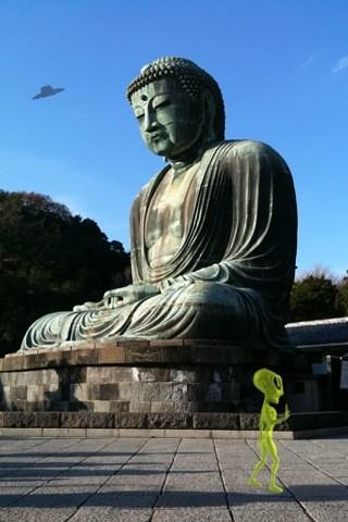 鎌倉の大仏その2 #apbnoff